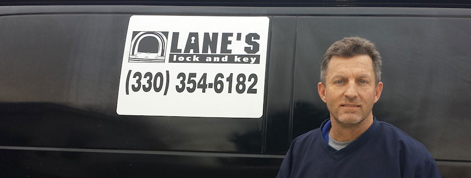 Lane's Lock and Key - Locsmith Akron Canton, OH