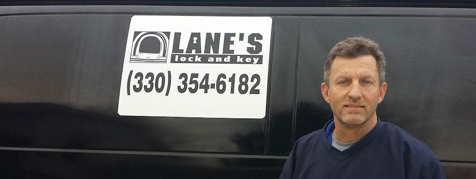 Lane's Lock and Key - Locsmith Akron Canton, OH