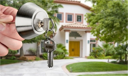 Residential locksmith services by Lane's Lock and Key - Akron, OH